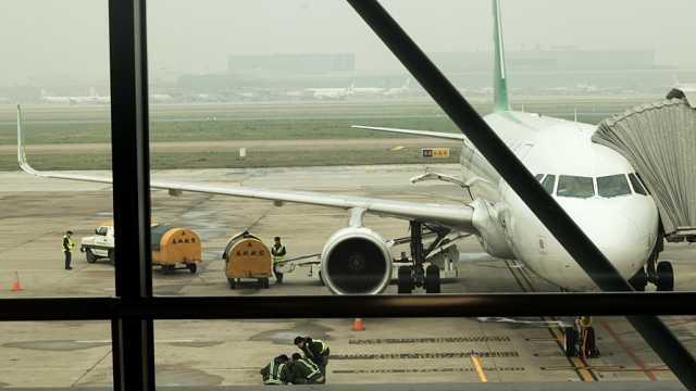北京两大机场45%航班取消,铁路部门也有新消息