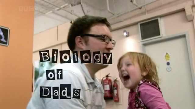 50年追踪11000个孩子, **C揭秘:父亲的生物学意义