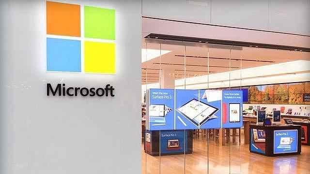 微软永久关闭实体直营店,中国市场不受影响
