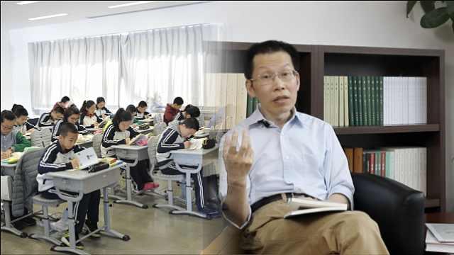 陈正宏谈读古典:幼儿园小学读四书五经是摧残孩子