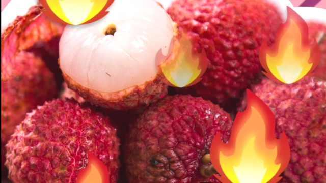为什么吃荔枝会上火?