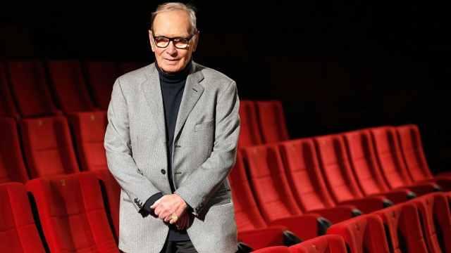 电影配乐大师莫里康内去世,他的《美国往事》是影史经典