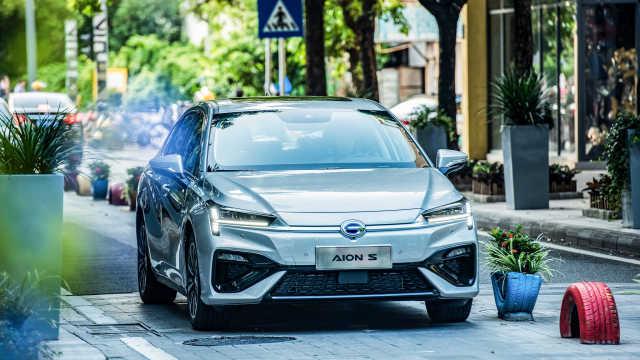 自主品牌新能源销冠?广汽新能源埃安S又来了!