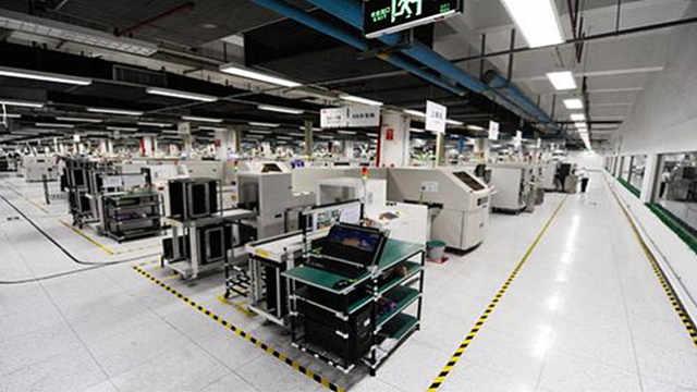 同比增15.6%,AI数看5月通信设备制造业增加值