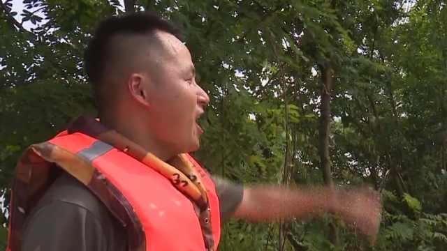 Ⅰ级响应战斗状态下的洪湖