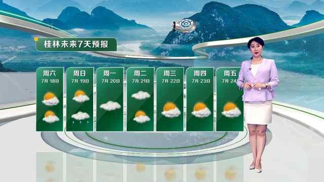 下周强降雨天气来临