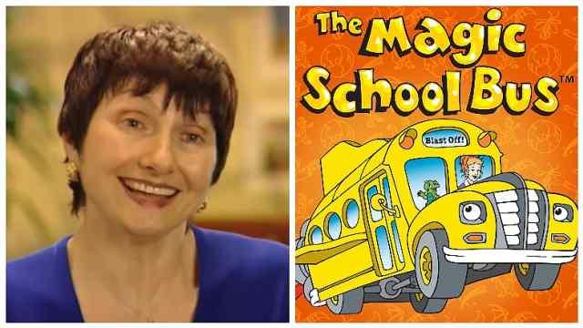 《神奇校车》作者乔安娜·柯尔去世,她让全世界儿童爱上科学