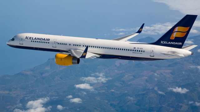 冰岛航空解雇所有空乘人员,飞行员暂代空姐