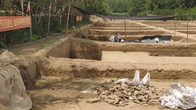 济南发现2400年前战国时期城址,专家研究垃圾坑