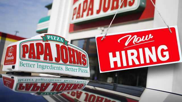 美国疫情期披萨需求猛增,棒约翰扩招3万名员工