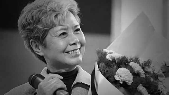 中国第一位电视主持人沈力去世,享年87岁