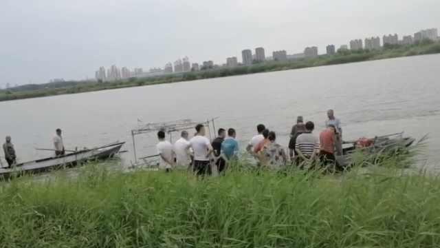 吉林3个男孩下江野浴1人溺亡,目击者:他走最前面脚踏空沉水