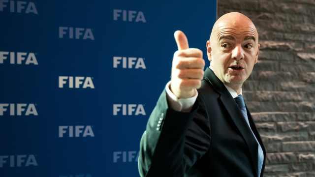 涉及滥用公职等指控,FIFA主席因凡蒂诺被瑞士检察院起诉