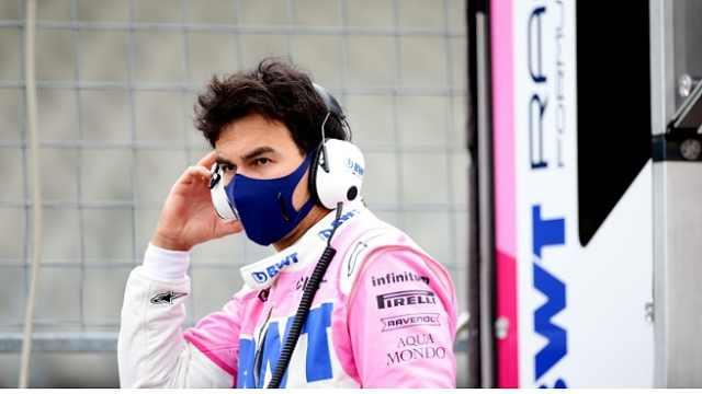 F1车手佩雷兹感染新冠,将缺席后续比赛