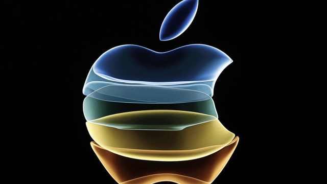 苹果重回全球市值第一,市值突破1.8万亿美元