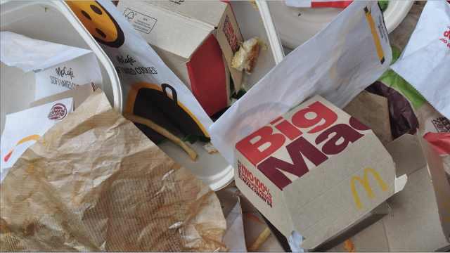 麦当劳等快餐包装中检出致癌物质,麦当劳:包装已逐步淘汰