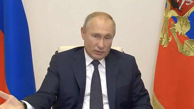 普京宣布俄罗斯注册全球首款新冠疫苗,女儿已接种