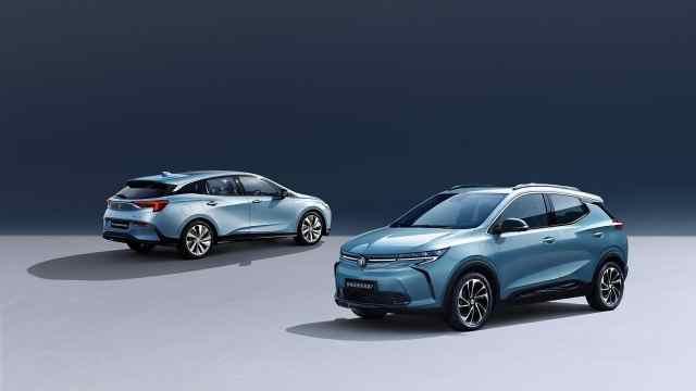 这可能是合资品牌中颜值最高的新能源汽车