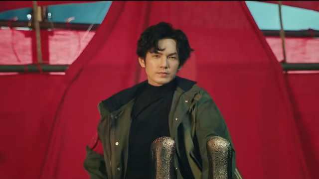 钟汉良《这街3》队长齐舞大秀现场版,破浪勇者