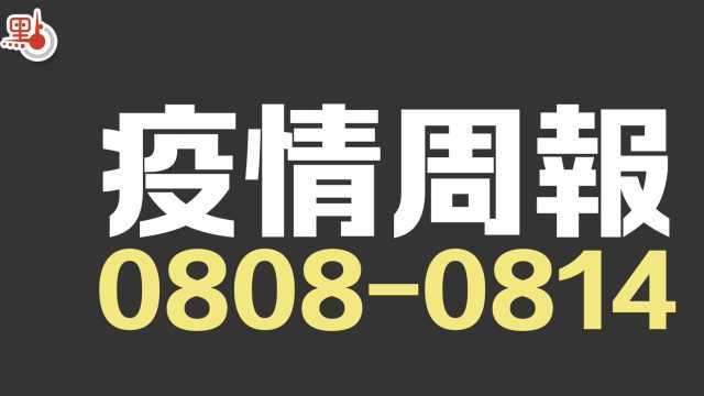 【疫情周报】香港确诊人数稍回落,社会不能掉以轻心