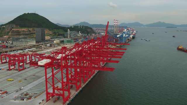 招商智慧港口:让智慧港口的中国方案走向世界
