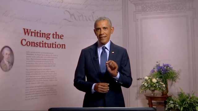 奥巴马猛批特朗普:从未表现出对总统职位的尊