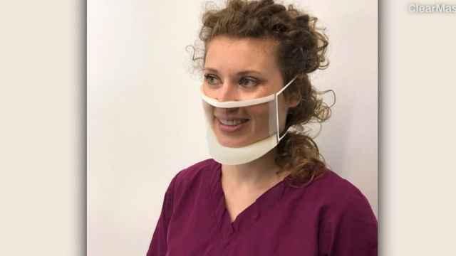 美国批准首个透明手术口罩,非医用等级一盒24枚67美元