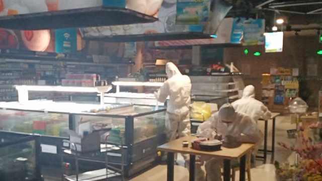 深圳盒马员工讲述停业当天经历:全员核酸检测