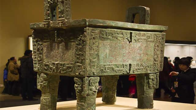 这个青铜器,在外流失几百年,一回来就被列为世界瑰宝!