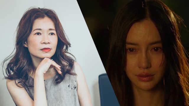 专访《摩天大楼》原著作者:杨颖很符合我心中钟美宝的模样