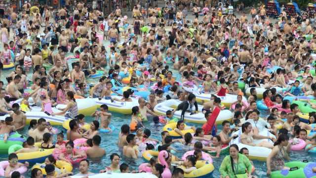 重庆拿下全国10大高温榜8席,四川包揽降雨榜前10