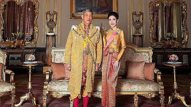 现实版甄嬛?泰王恢复废妃诗妮娜王室头衔,在德国亲自迎接