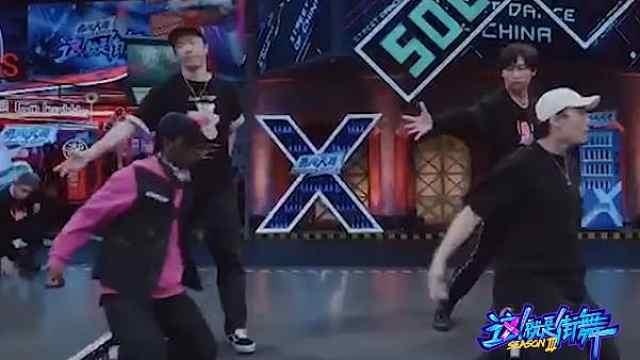 团舞大秀!《这就是街舞3》