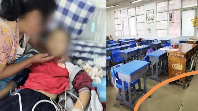四川苍溪10岁学生非正常死亡前确遭体罚:打手心4次,罚跪5分钟