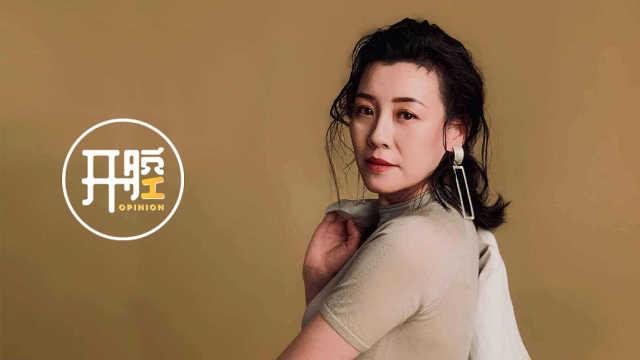 演员刘琳开腔丨我遇到的角色不是每个都打动我,但都让我成长