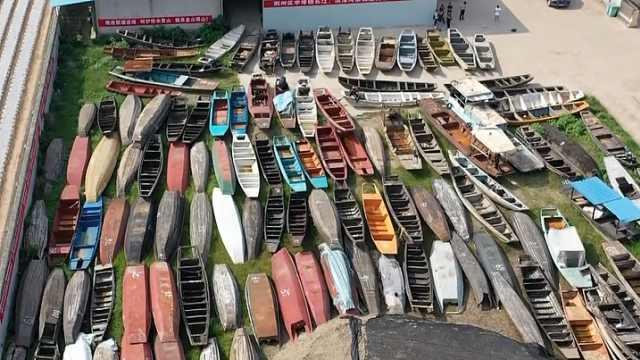 9月底,荆州区全面完成退捕渔民安置补偿工作