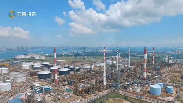"""亚洲油气运营中心,一个不见硝烟的""""战场"""""""