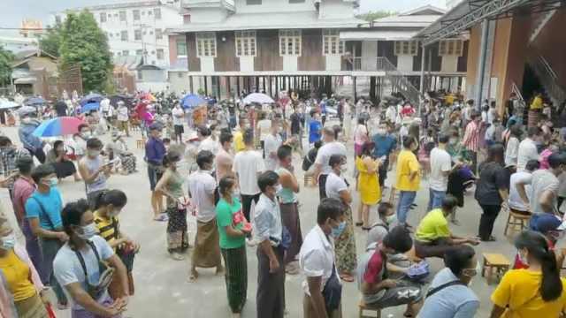 瑞丽2例缅甸入境确诊患者好转,完成13182份核酸检测均为阴性