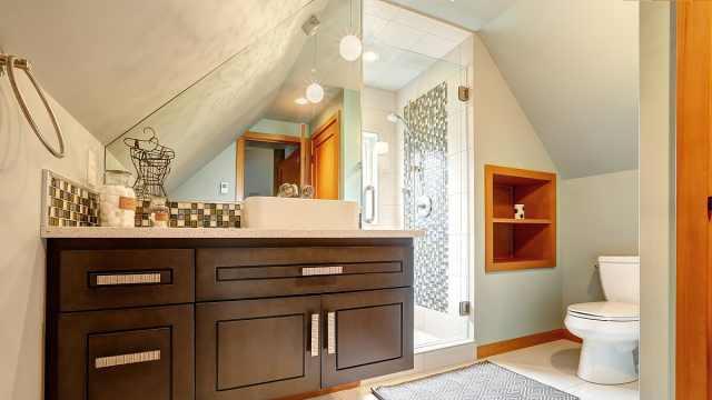 房子装修,好看实用的浴室柜怎选?注意3个要点!