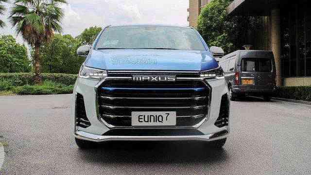 """""""氢""""量化汽车EUNIQ 7发布,堪比行走的空气净化器"""