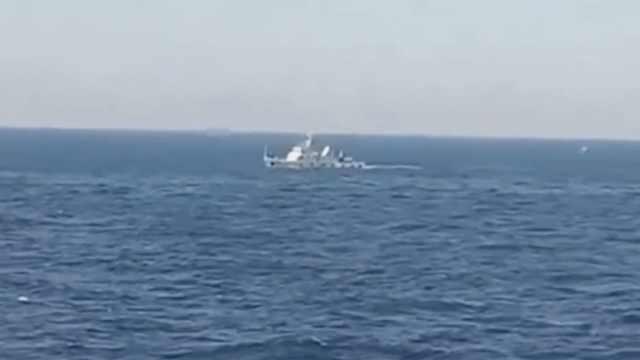 辽宁大连一渔船被撞沉致10人失踪,搜救任务仍在