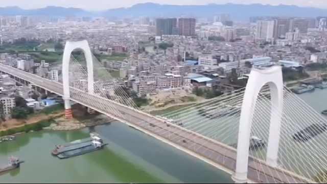 官方回应因企业落户拟将大桥改名:正在征求意