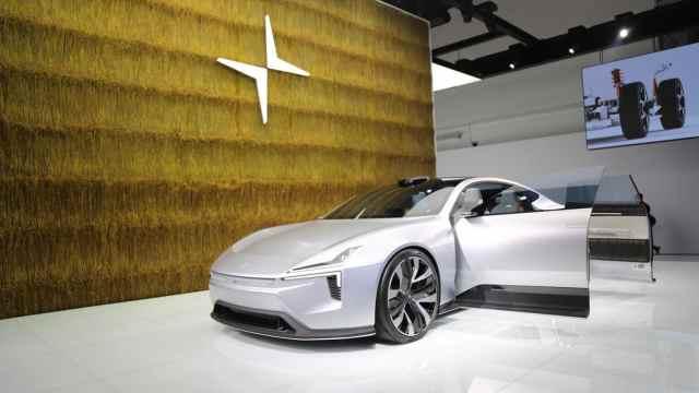 未来极星什么样?这款车告诉你