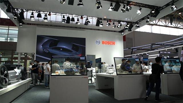 你以为博世只有家电产品?2020北京车展,博世强势亮相!