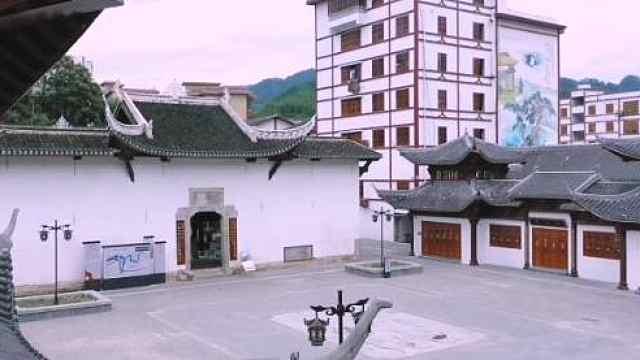 桐梓太白古镇,一座有历史的古镇