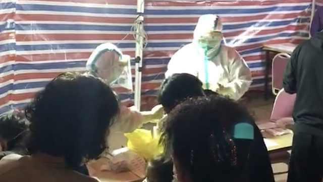 青岛新增9例阳性,全市连夜开做核酸检测