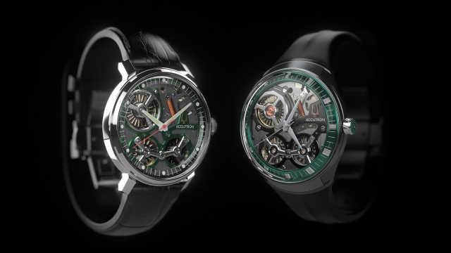 西铁城推出全球首款静电驱动手表,售价超2万元