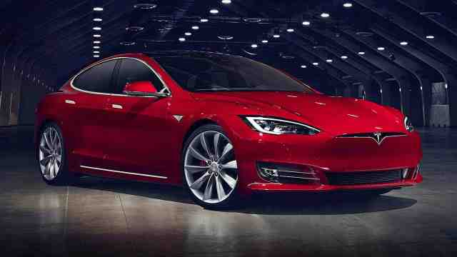 特斯拉Model S降价:长续航版和高性能版均降2.3万元