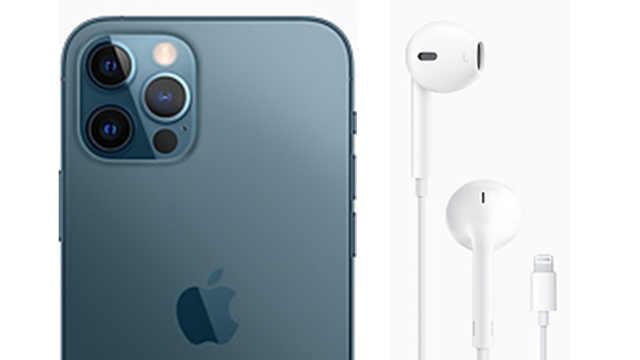 全球独一份?法国版iPhone12标配有线耳机