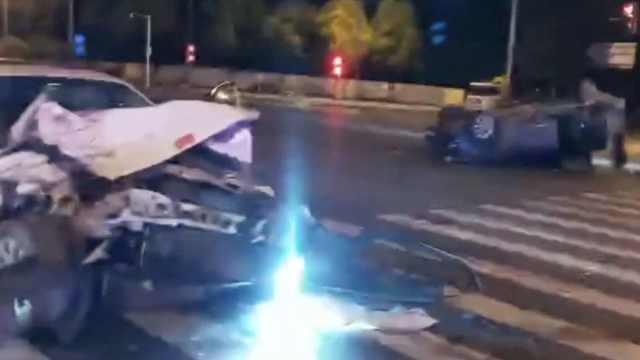 男子与妻吵架醉驾兜风散心致两车追尾,7人受伤还赔200万